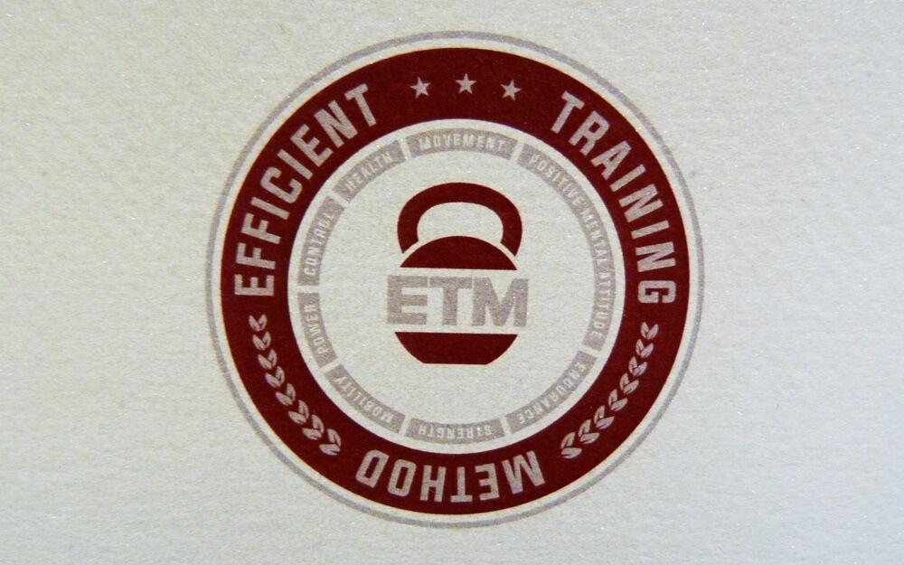 Efficient training method certifikacija
